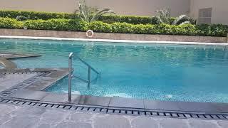 필리핀  뉴월드 호텔 수영장