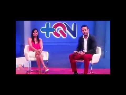 Entrevista en Teletica  Más que Noticias