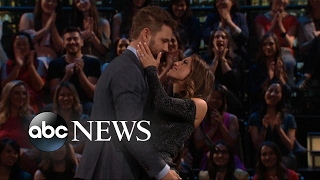 In 'The Bachelor' finale, Nick Viall finally finds love