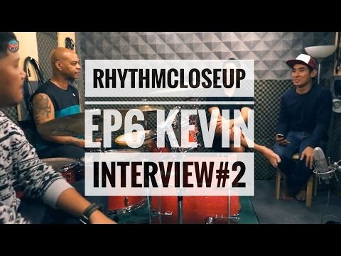 Rhythm Close Up Ep.6 (Inner) Kevin Biddle Interview 2