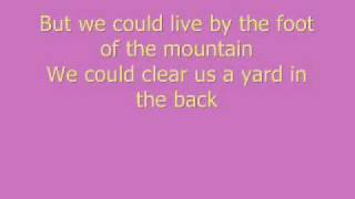 A HA Foot of the Mountain + Lyrics