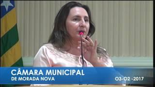 Bia Martins Pronunciamento