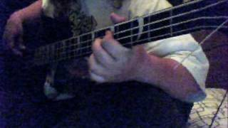 Is That You, Melissa - Mercyful Fate - Bass Cover