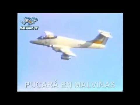 Me veras volar  Malvinas-Fuerza aerea Argentina (mirage-a4-pucara-super ethendard))