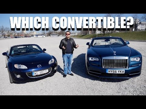 Which convertible? Practical buyer
