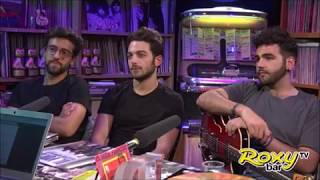 Il Volo en el programa Roxy Bar con Red Ronnie (3 5 18)