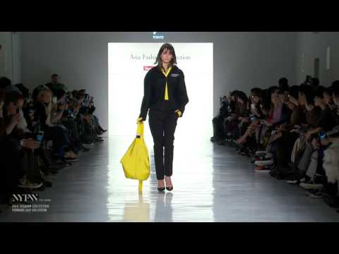 Asia Fashion Collection   Fall Winter 2017 2018 Full Fashion Show
