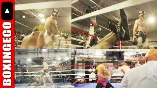 (WHOA!!) Conor McGregor SPARRING Paulie Malignaggi VIDEO LEAKED LEGIT KNOCKDOWN OR NO? EGO REACTION!