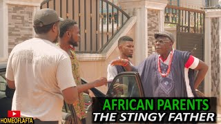 THE STINGY FATHER X STINGY MEN ASSOCIATION | Homeoflafta comedy