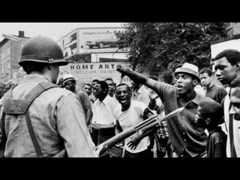 Civil Rights Movement 1966-1968 by Nick and Reed