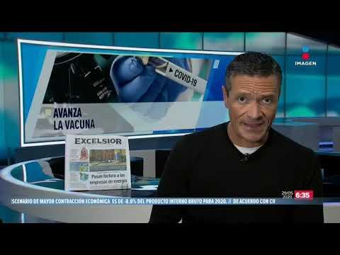 La UNAM avanza en vacuna contra el coronavirus | Noticias con Francisco Zea