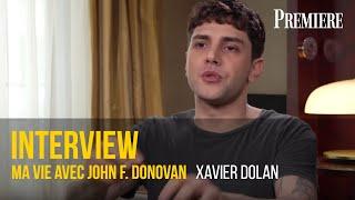 Xavier Dolan nous parle de Ma vie avec John F. Donovan, d'Harry Potter et  des super héros