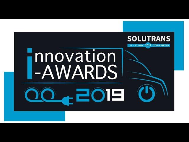 SOLUTRANS 2019: les I-nnovation AWARDS en images
