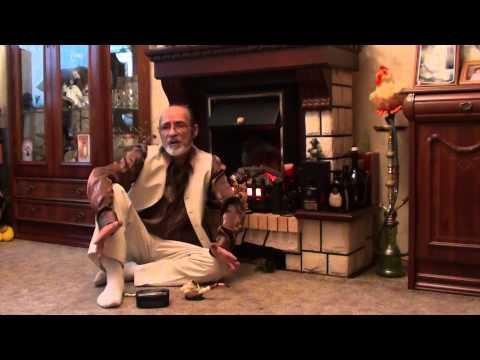 Владимир Шебзухов- Лебединая песня- читает автор