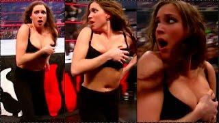 WWE Stephenie Mcmahon Hot Moments Compilation