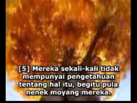 Merdunya Bacaan Surah Al kahfi 1 10
