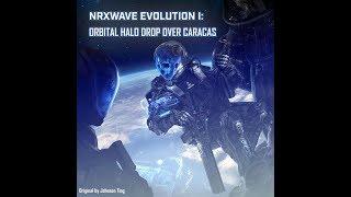 NRxwave Evolution I: Orbital HALO Jump Over Caracas