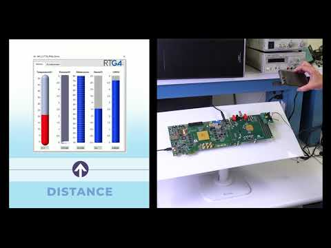 Simplify Satellite Sensor Measurements With RISC-V And Microsemi's LX7730