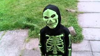 Scaring Trick or Treaters