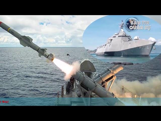 Việt Nam trang bị ngư lôi, tên lửa nào cho tàu Pohang?
