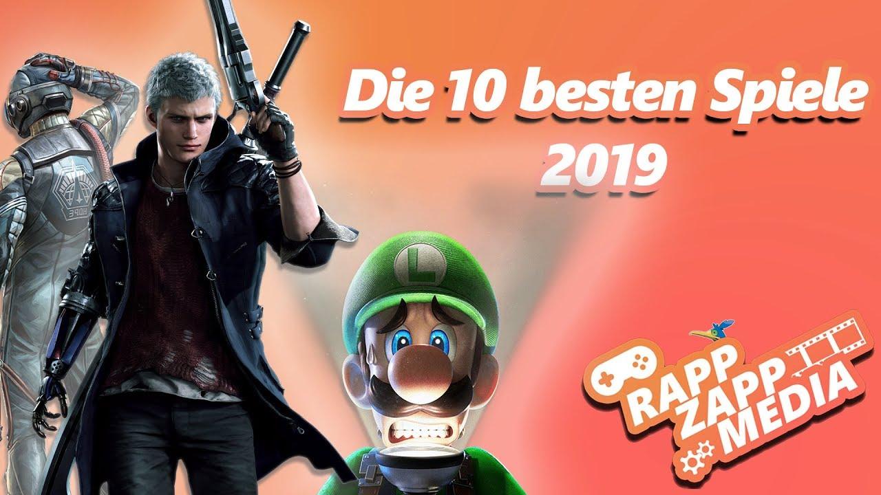 Die 10 Besten Spiele