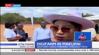 Makueni County signs memorandum of understanding with Safaricom and bidco to support farmers