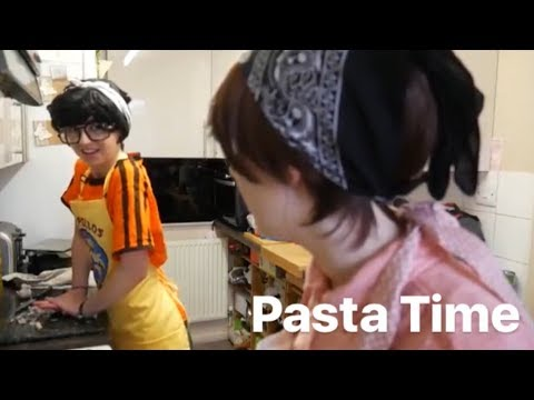 Pasta Time (IT Cosplay)