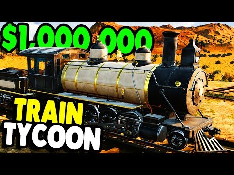 ALL NEW | BUILDING $1,000,000 OIL TRAIN EMPIRE | Railway Empire Gameplay (PC ONLY)