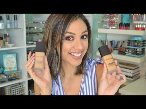 Review + Longwear Test | Laura Mercier Flawless Fusion Ultra-Longwear Foundation