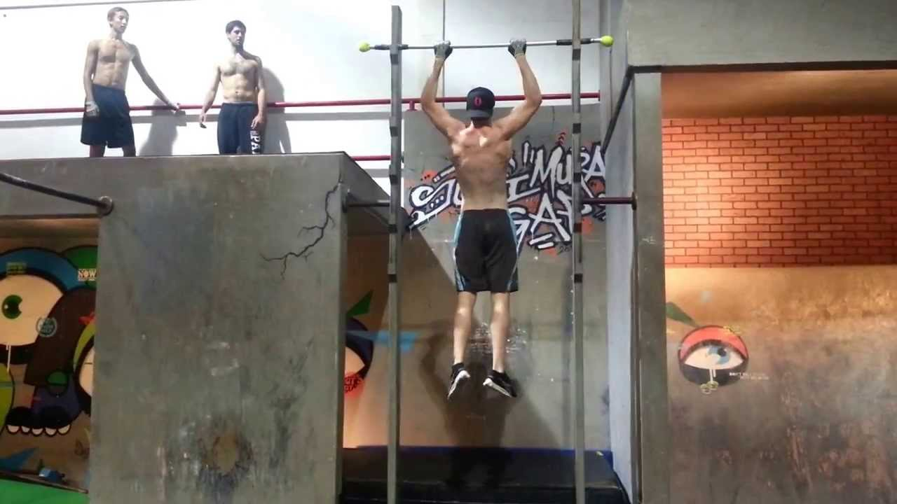 Muscle Up Salmon Ladder Fail Youtube