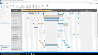 Visual Production Scheduler for Microsoft Dynamics NAV - new JavaScript Edition (Feb 2017)