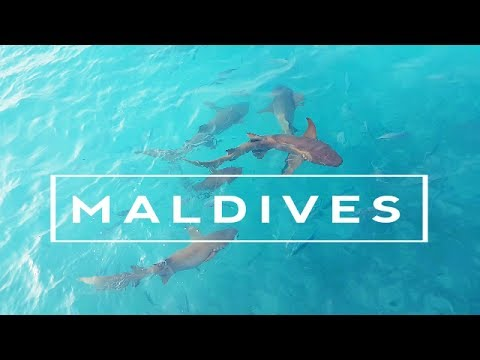 Summer at Maldives