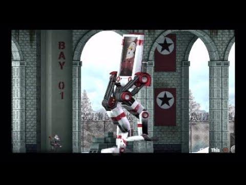 RocketBirds 2: Evolution - Fighting Boss Putzki |