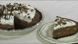 Candy Crunch Pudding Pie