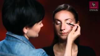 Повседневный макияж видео 2013-2014
