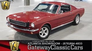 1965 Ford Mustang 2+2 Fastback - Gateway Classic Cars of Atlanta #152