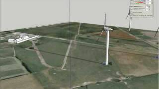 Wind Turbine Shadow Flicker Impact