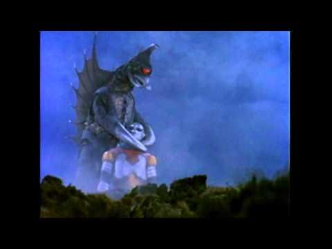 "Godzilla vs. Megalon - ""Dirty Harry"" Stand Off Comparison"
