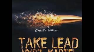 VybzKartel - Take Lead ( Mavado and Alkaline Diss ) Quick Respond - Preview