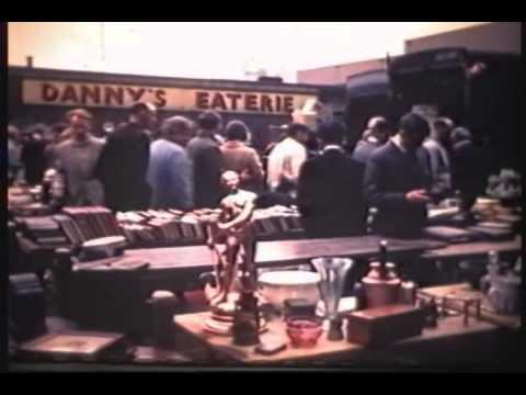 Petticoat Lane - East London Street Market in the 1960s