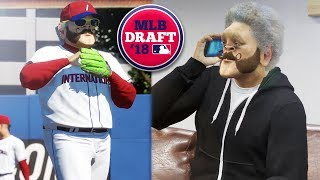 My abomination gets drafted | MLB The Show 19