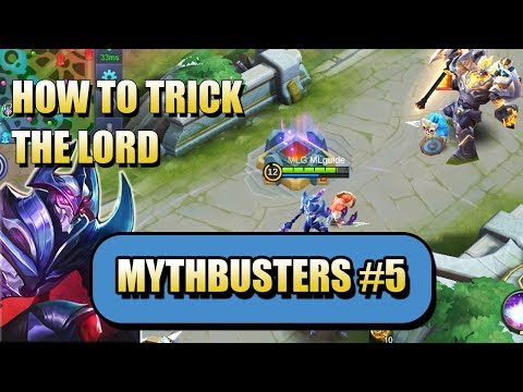 MYTH BUSTERS #5 - TRICKING THE LORD WITH ZHASK