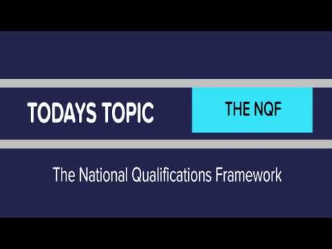 The NQF is beautiful - Keep Climbing