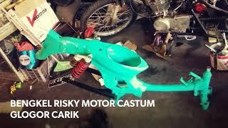 Video Modifikasi motor honda c70 by bengkel risky motor castum 10 agustus 2017 download MP3, 3GP, MP4, WEBM, AVI, FLV Mei 2018