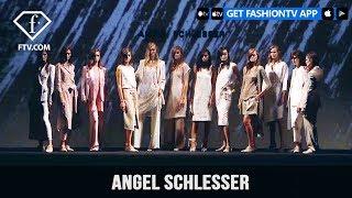 Madrid Fashion Week Spring Summer 2018 - Angel Schlesser | FashionTV
