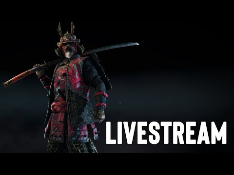 [For Honor] The Reputation 60 Stream