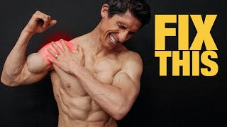 How to Fix Shoulder Pain & Impingement (FOREVER)