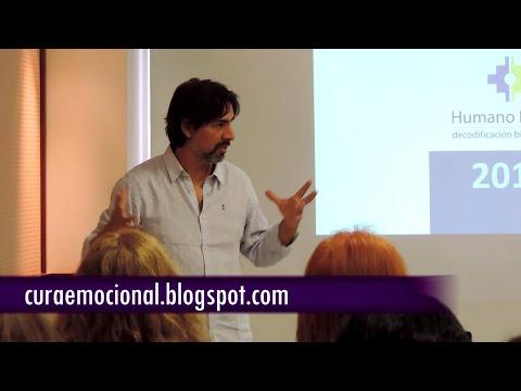 Pablo Almazán - Conferencia: La visión del Consultor en Decodificación Bioemocional