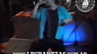 LOS FABULOSOS CADILLACS - El genio del dub + El reggae de paz y amor (Buenos Aires, 12.04.1991)