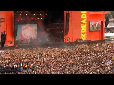 Kaiser Chiefs - Live At Reading Festival 2012